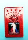 Rosario elettronico rosso Gesù Misericordioso