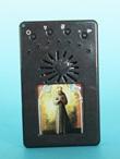 Rosario elettronico grigio San Francesco d'Assisi