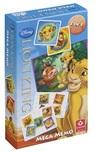 Mega Memo Il Re Leone Disney (3 giochi in 1)