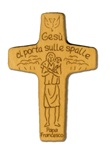 Magnete Croce Papa Francesco