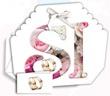 Set da 25 Portaconfetti Matrimonio Sì fedi