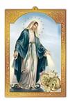 Quadretto Madonna Miracolosa