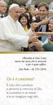 """25 Cartoline Papa Francesco """"Chi è il catechista?"""""""