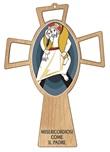 Croce traforata logo Giubileo della Misericordia 2015