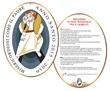 Icona a mandorla logo Giubileo della Misericordia 2015