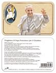 Immaginetta con preghiera Papa Francesco saluto Giubileo della Misericordia 2015
