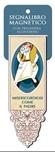 Segnalibro preghiera magnetico con logo Giubileo della Misericordia 2015