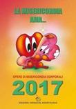 LA MISERICORDIA AMA. Calendario da tavolo 2017 Cartoleria