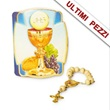 Confezione rosario decina Prima Comunione
