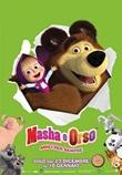 Masha e Orso. Amici per sempre. 8 episodi TV. DVD di
