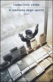 Il labirinto degli spiriti Libro di  Carlos Ruiz Zafón