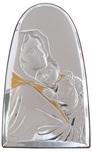 Icona cupola Madonna Ferruzzi argento dorato