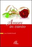 Amore in canto Libro di