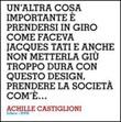 Design interviews. Achille Castiglioni. Ediz. italiana e inglese. Con DVD Libro di
