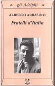 Fratelli d'Italia Libro di  Alberto Arbasino