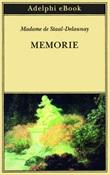 Memorie Ebook di  madame de Staal-Delaunay
