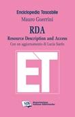 RDA. Resource Description and Access Libro di  Mauro Guerrini
