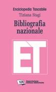 Bibliografia nazionale Libro di  Tiziana Stagi