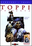 Gengis Khan-Archimede Libro di  Roberto Genovesi, Sergio Toppi
