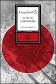Note su Hiroshima Libro di  Kenzaburo Oe