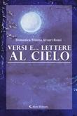 Versi e... lettere al cielo Libro di  Domenica Milena Arcuri Rossi