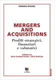 Mergers and acquisitions. Profili strategici, finanziari e valutativi Ebook di  Fabrizio Spagna