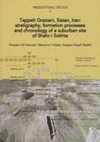 Tappeh Graziani, Sistan, Iran: stratigraphy, formation processes and chronology of a suburban site of Shahr-i Sokhta Libro di  Nashli Hassan Fazeli, Hossein Ali Kavosh, Massimo Vidale
