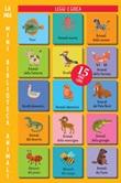 Animali. La mia mini biblioteca. Ediz. a colori Libro di