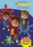 Colori a ritmo di musica. Alvinnn!!! and the Chipmunks Libro di