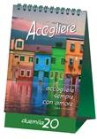 """CALENDARIO DA TAVOLO 2020 """"ACCOGLIERE"""" Cartoleria"""