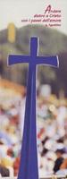 """20 Segnalibri """"Andare dietro a Cristo con i passi dell'amore Cartoleria"""
