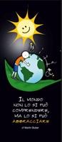 """20 segnalibri """"Il mondo non lo si può comprendere…"""" Cartoleria"""