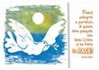 """Biglietto Pasqua """"Fatevi pellegrini e portatori…"""" Festività, ricorrenze, occasioni speciali"""