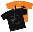 """T-shirt vocazionale arancione """"Mi fido di te"""" Casa, giochi e gadget"""
