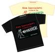 """T-shirt vocazionale nera """"Non lasciatevi rubare la speranza"""" Papa Francesco"""
