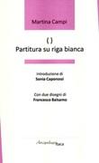 ( ) - Partitura su riga bianca Libro di  Martina Campi