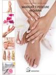 Manicure e pedicure in cabina Libro di  Cristina Lucenti, Antonella Zaffaroni
