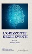 L'orizzonte degli eventi Libro di  Bruno Geraci