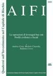 AIFI. Quaderni sull'investimento nel capitale di rischio (2020) Ebook di  Andrea Cicia, Stefania Cocco, Michele Citarella