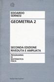 Geometria. Vol. 2: Libro di  Edoardo Sernesi