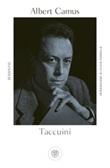 Taccuini Libro di  Albert Camus