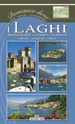 I laghi: Maggiore, Como, Garda, Orta, Varese, Iseo Ebook di