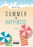 Summer & happiness Libro di  Paola Viva