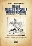 Storia e tradizioni popolari a Fragneto Monforte Libro di  Nino Capobianco