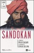 Sandokan. Con 2 DVD Libro di  Emilio Salgari