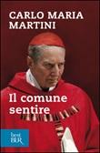 Il comune sentire Libro di  Carlo Maria Martini