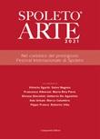 Spoleto arte 2021 Libro di