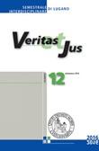 Veritas et Jus (2016). Vol. 12: Libro di