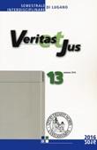 Veritas et Jus (2016). Vol. 13: Libro di