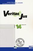 Veritas et Jus (2017). Vol. 14: Libro di